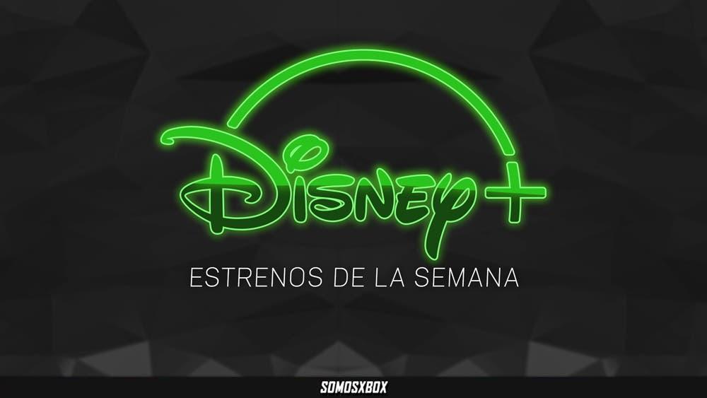 Esta semana en Disney+: del 17 al 23 de mayo de 2021 8