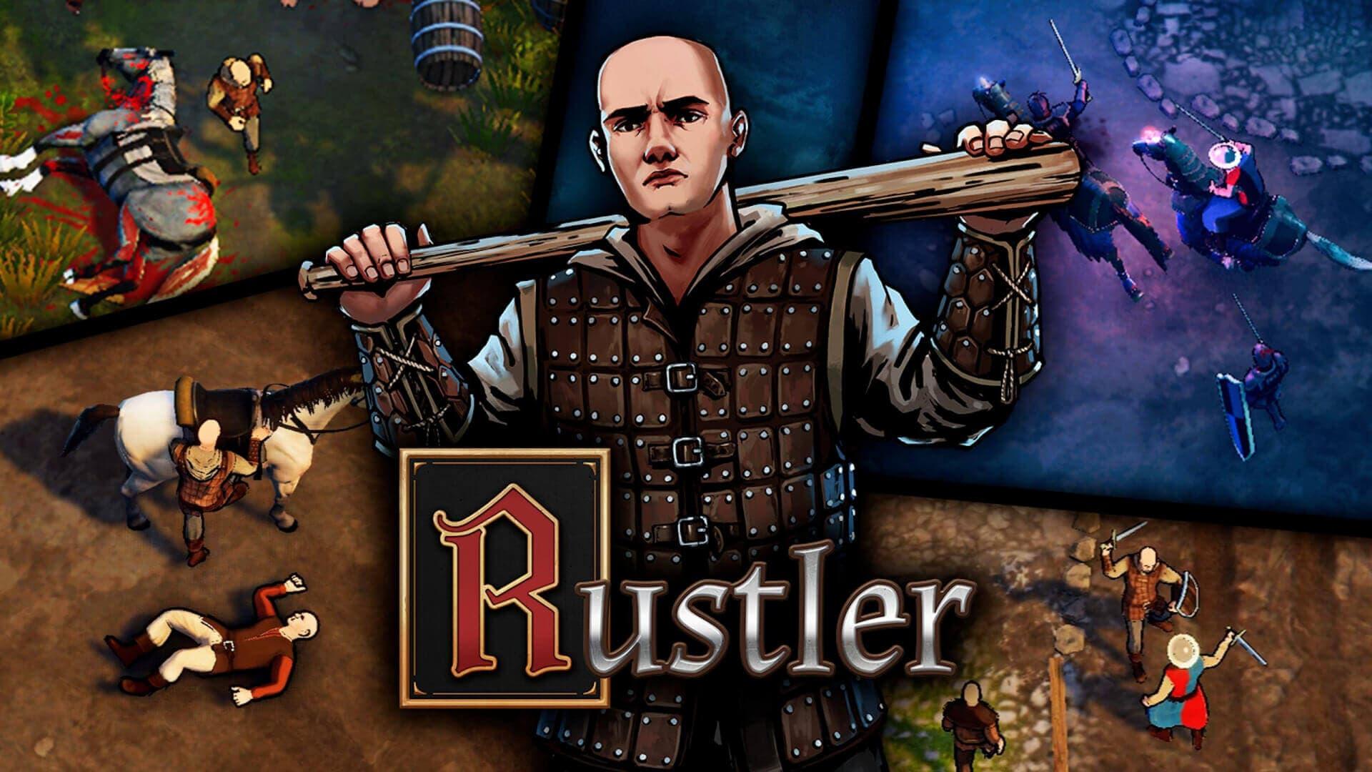 Rustler para Xbox