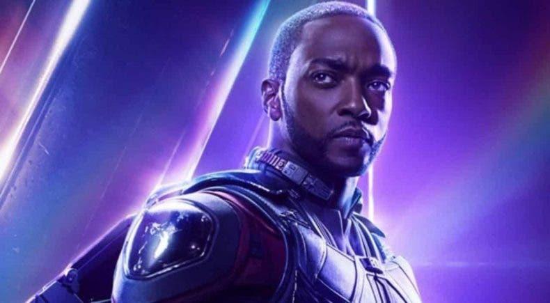 El actor de Falcon de Avengers protagoniza el nuevo anuncio de Xbox Series X 1
