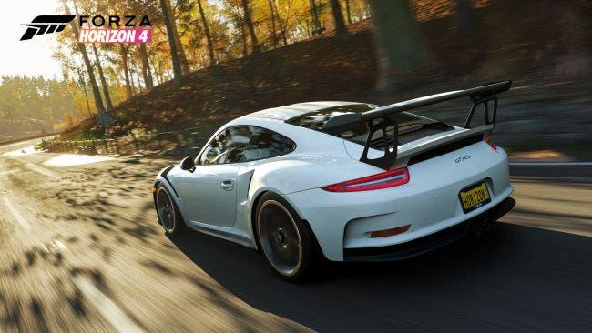 Forza Horizon 4 está regalando un impresionante Porsche gratis para todos los jugadores 1