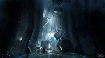 sonidos que escucharemos dentro de las estructuras Forerunner en Halo Infinite