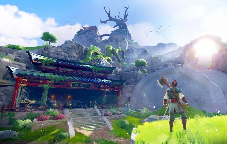 Ya disponible el nuevo DLC de Immortals Fenyx Rising, Myths of the Eastern Realm 1