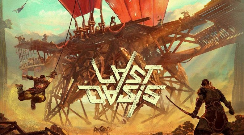 prueba gratuita de Last Oasis para Xbox