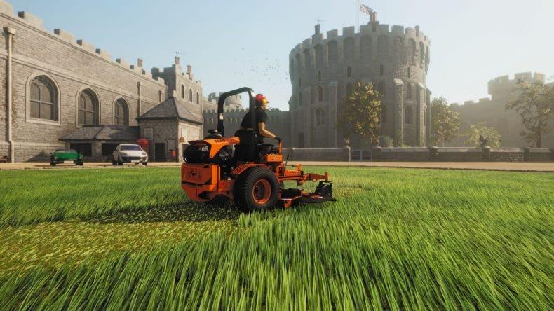 Lawn Mowing Simulator se lanzará en Xbox este verano 1