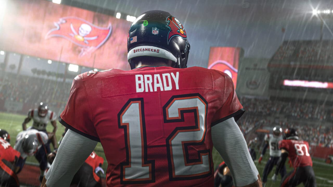 Madden NFL 21 en Xbox Game Pass