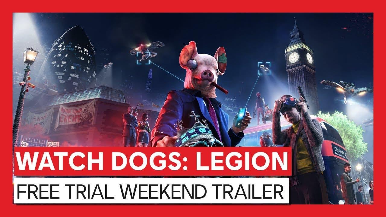 Watch Dogs Legion gratis
