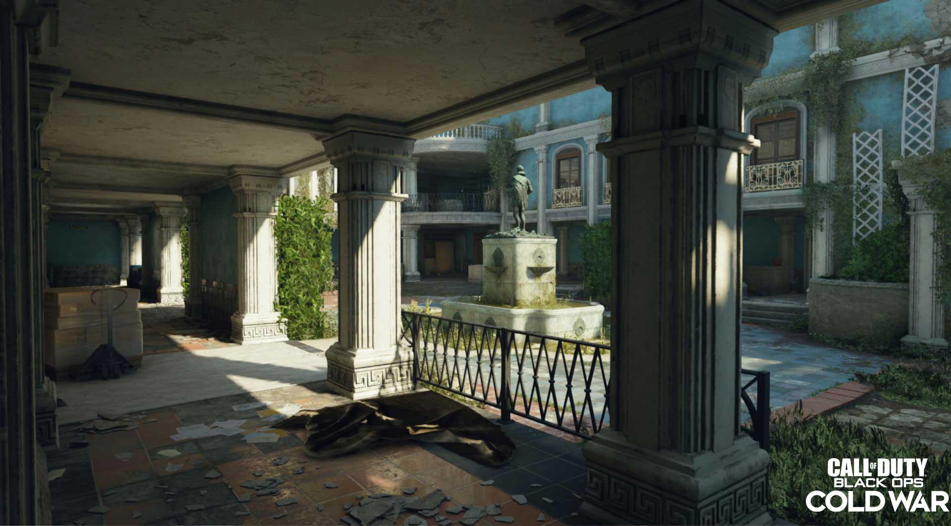 nuevo mapa de Call of Duty: Black Ops Cold War