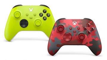 nuevos mandos de Xbox
