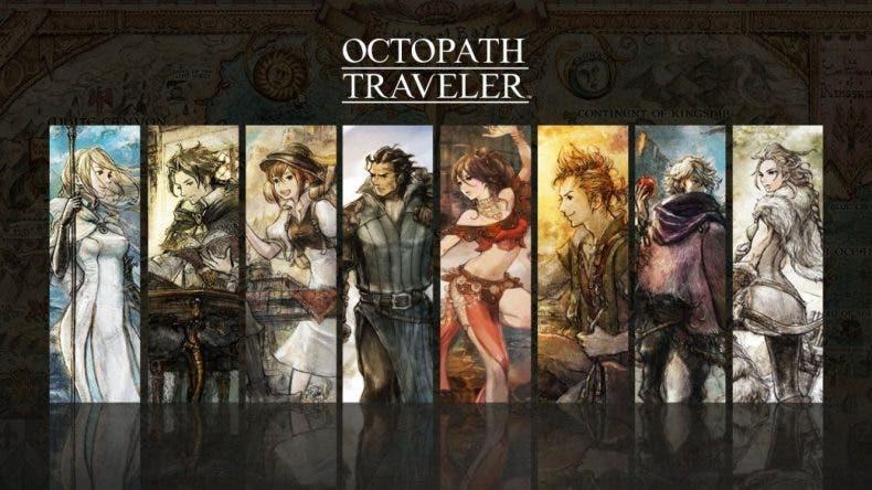 Octopath Traveler y más juegos llegan a Xbox Game Pass en marzo 1
