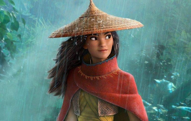 La protagonista de Raya y el último dragón habla sobre la orientación sexual del personaje 1