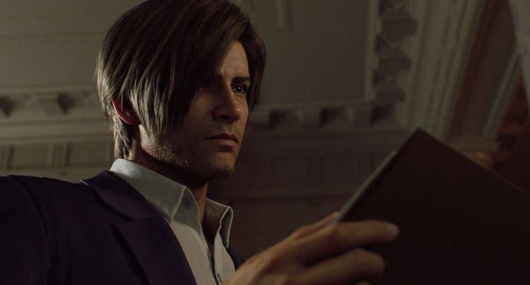 Así conectarían Resident Evil Infinite Darkness y Resident Evil 4 1