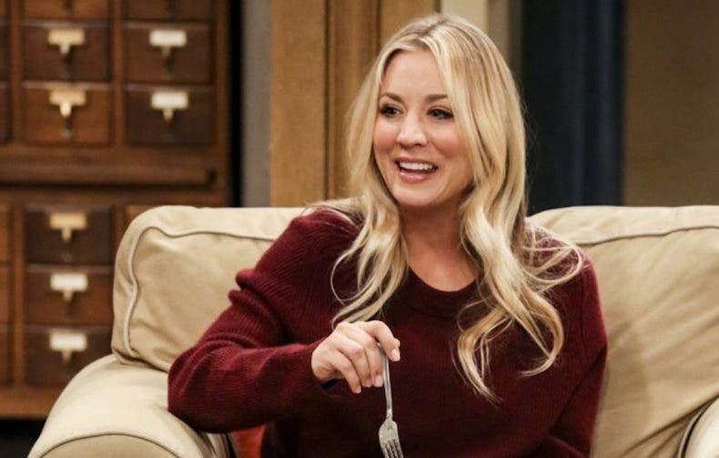 Kaley Cuoco quiere una reunión de The Big Bang Theory como lo hará Friends 1