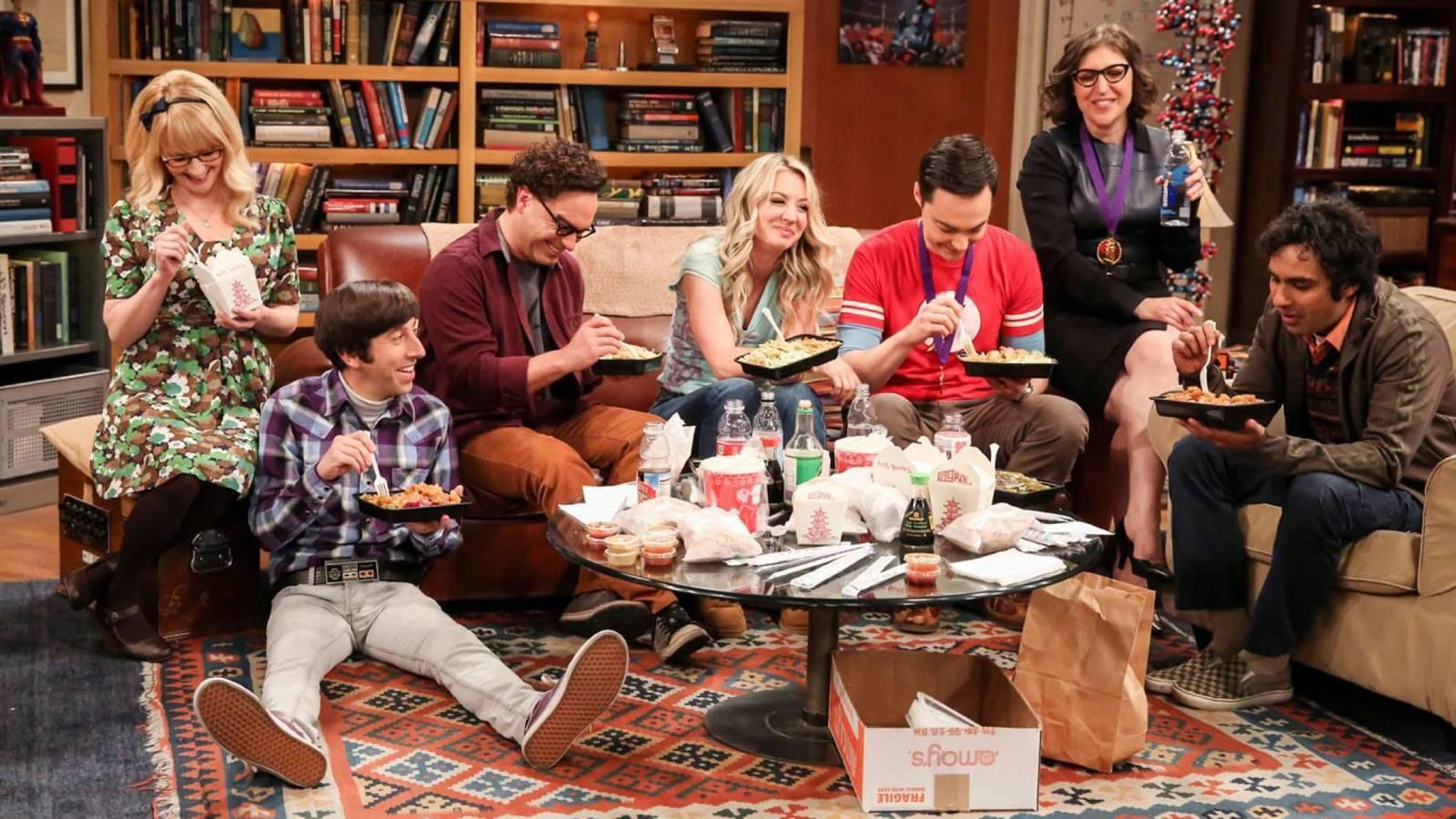 Kaley Cuoco quiere una reunión de The Big Bang Theory como lo hará Friends 2