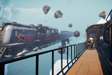 Voidtrain nos promete viajes a través de un tren interdimensional 5