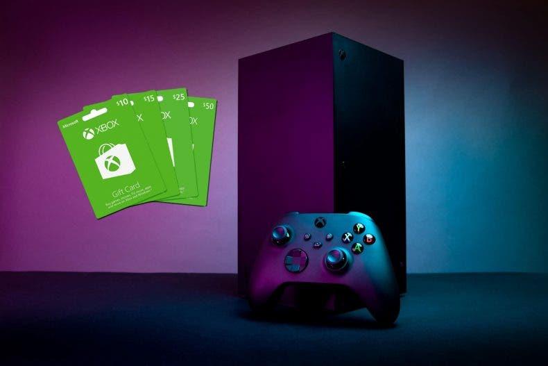 Microsoft está regalando 10€ para gastar en la Xbox Store