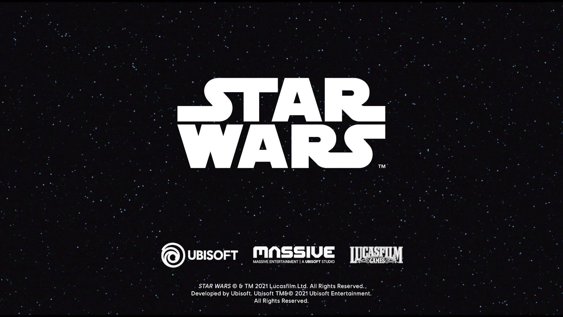 juego de Star Wars de Ubisoft