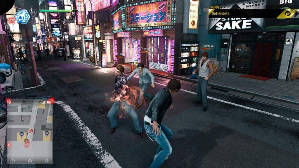 Análisis de Judgment - Xbox Series X 2