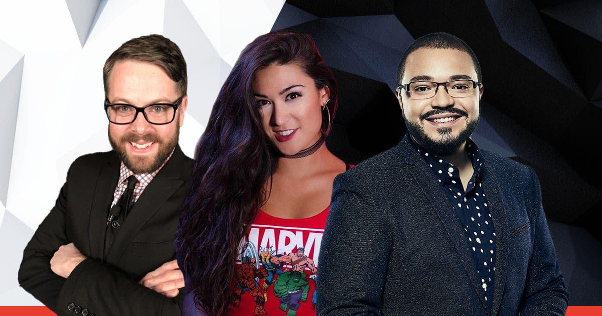 El E3 2021 da a conocer a sus presentadores 2