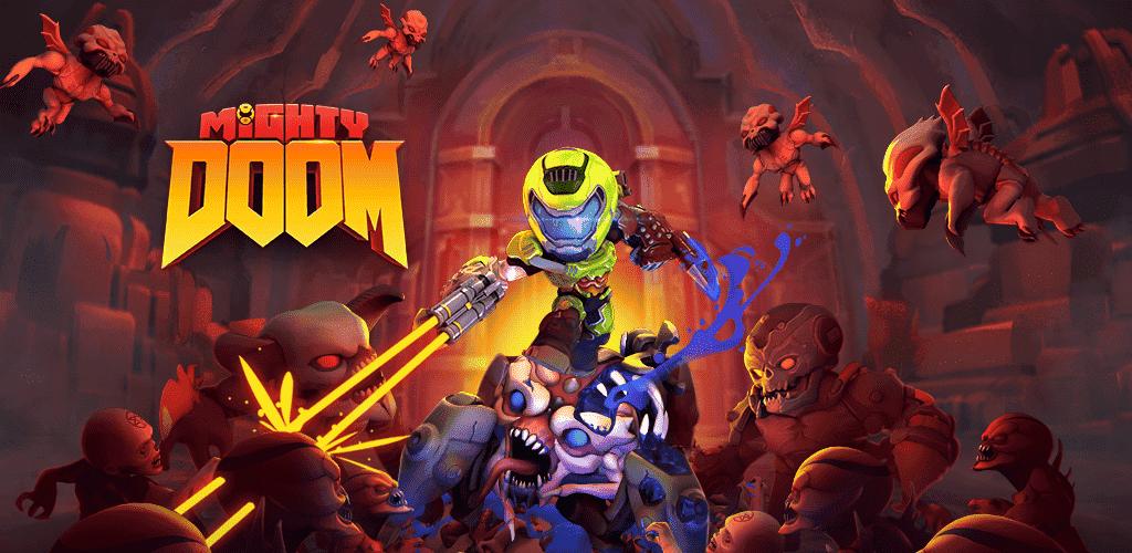 El desarrollador móvil de Bethesda Alpha Dog trabaja en Mighty Doom 1