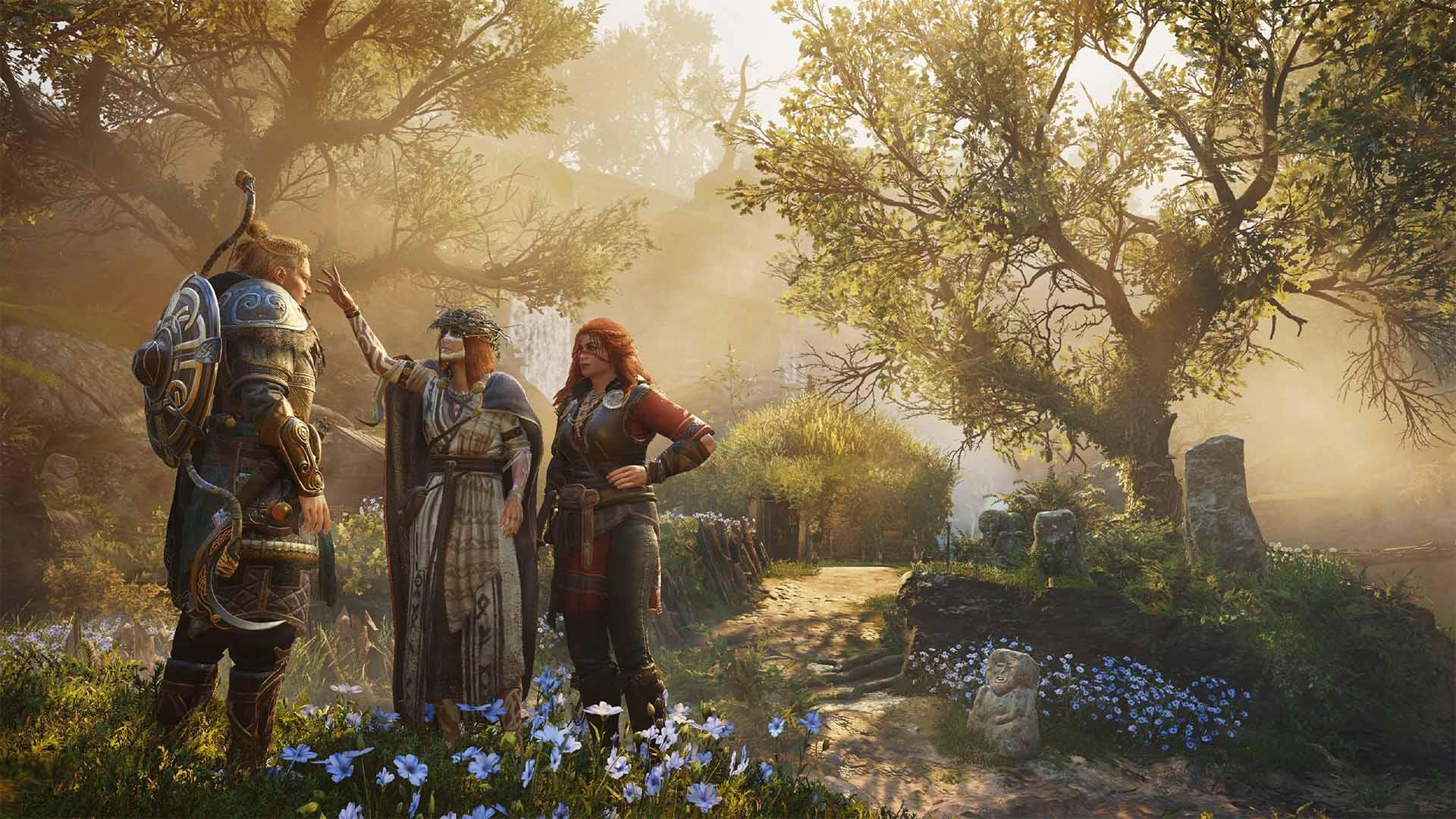 Los hombres lobo llegarán a Assassin's Creed Valhalla en la expansión Wrath of the Druids 2