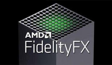 Los desarrolladores ya tienen disponible AMD FidelityFX para Xbox Series X/S 1