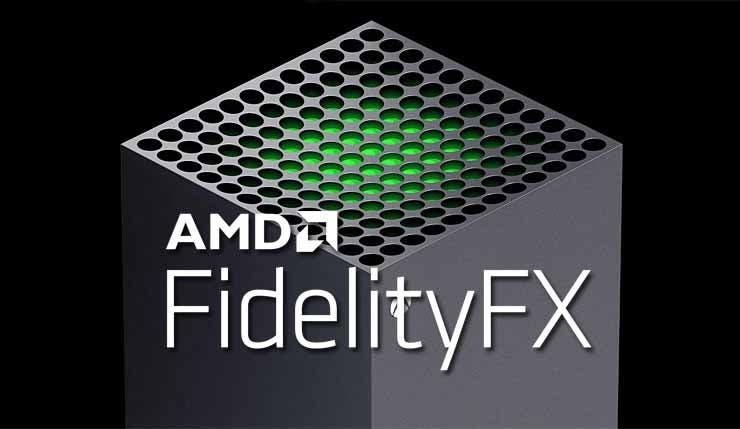 Los desarrolladores ya tienen disponible AMD FidelityFX para Xbox Series X/S 4