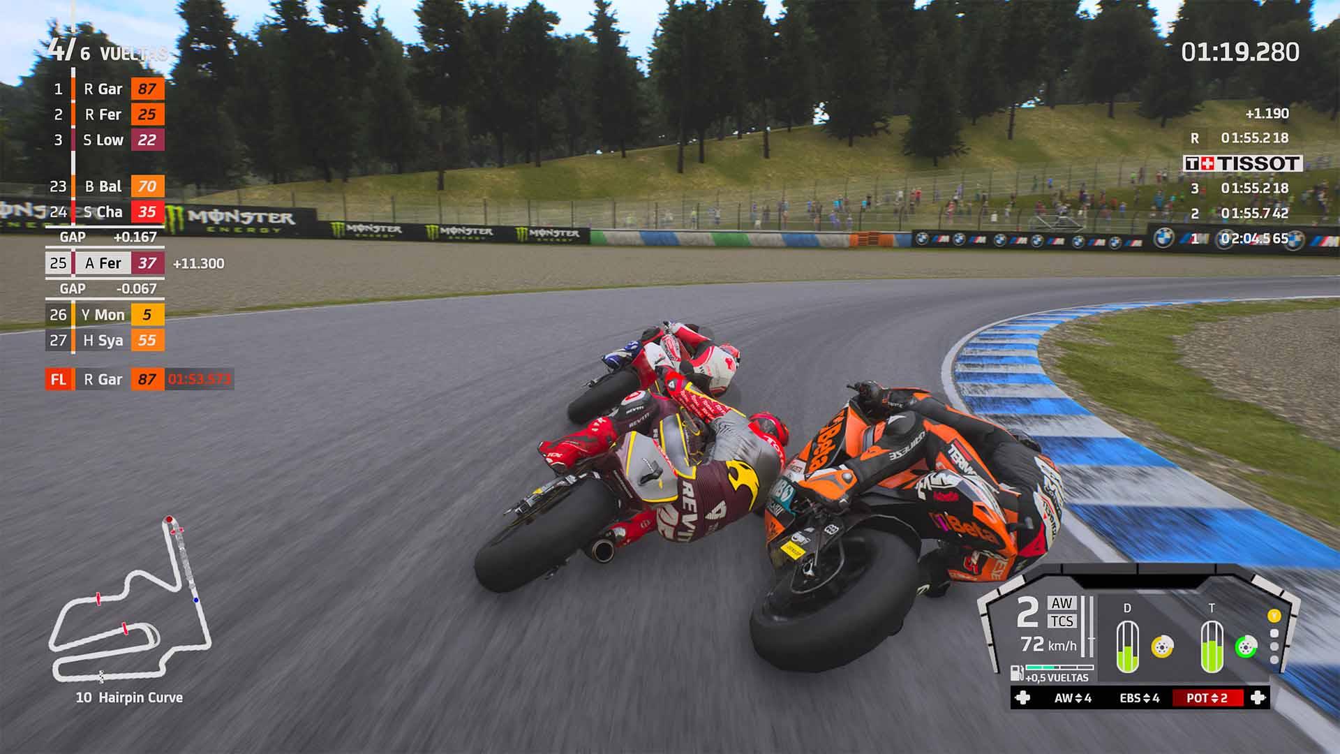 Análisis de MotoGP 21 - Xbox Series X 8
