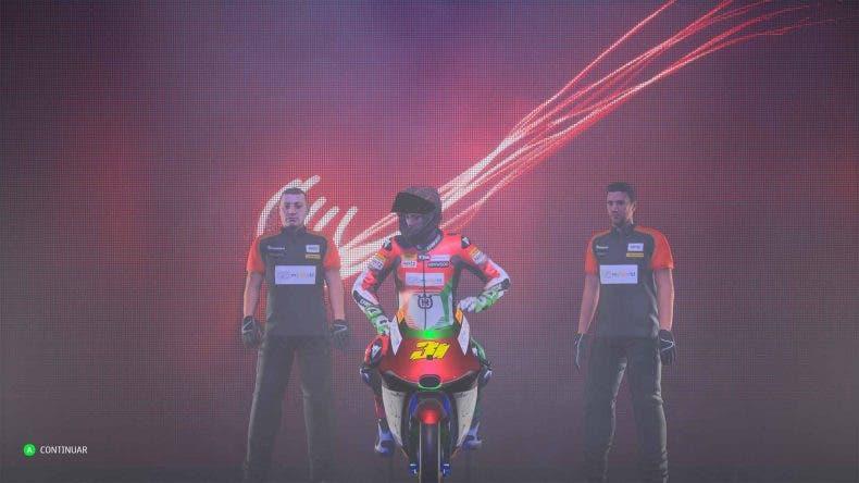 MotoGP 21 expone su hoja de ruta de actualizaciones 1