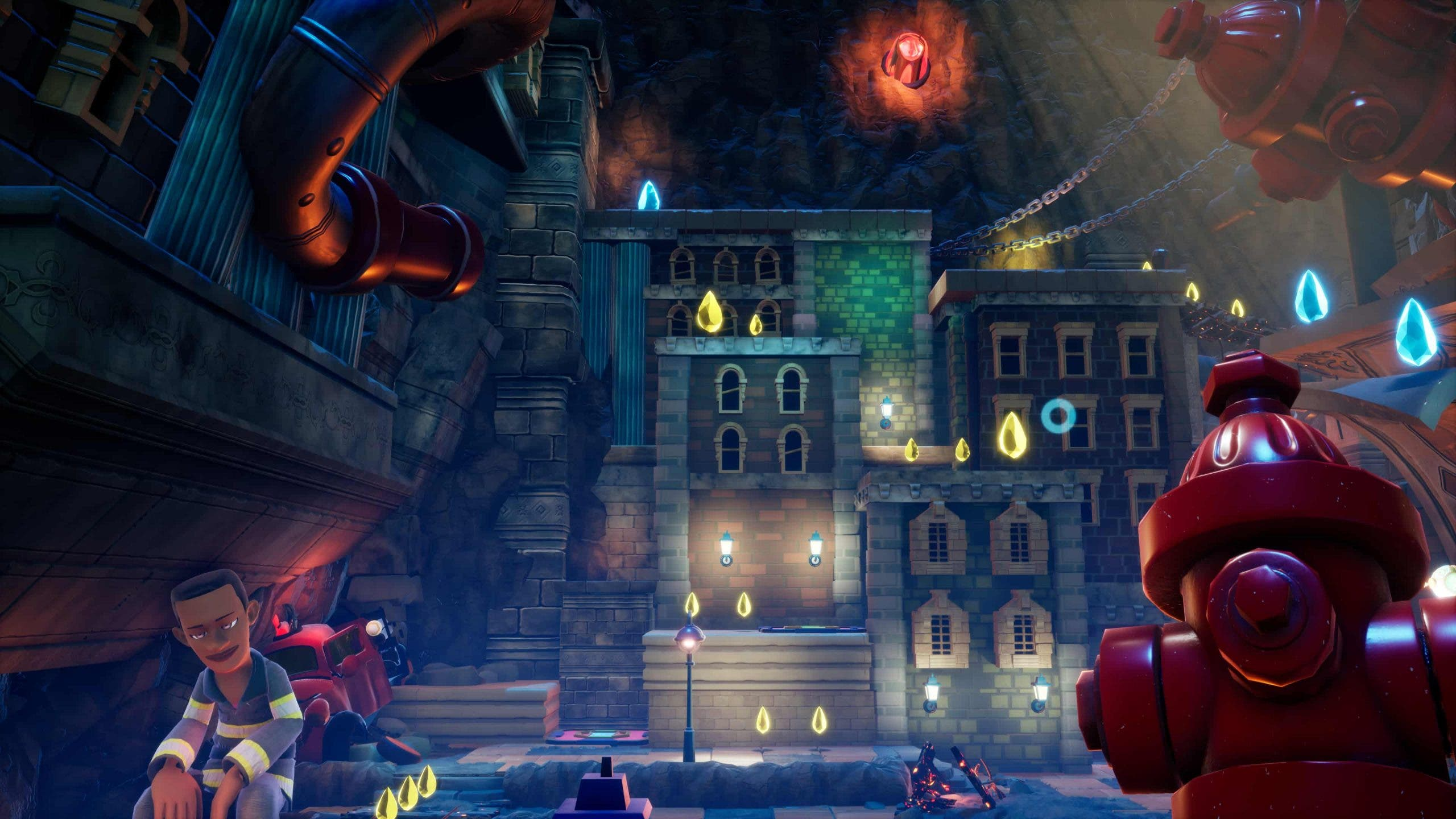 Análisis de Balan Wonderworld - Xbox Series X 4