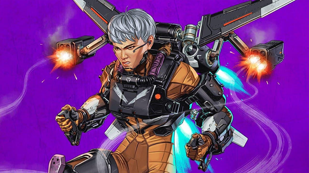 Revelado el nuevo personaje de Apex: Legends 7