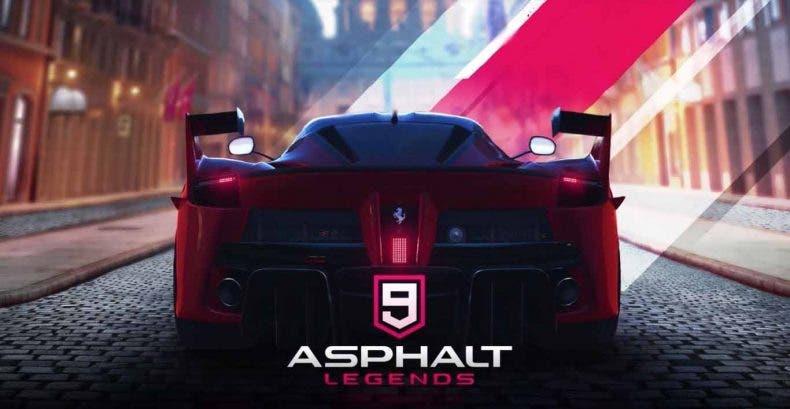 Asphalt 9: Legends llegará a consolas Xbox como free-to-play 1
