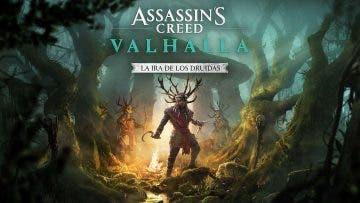 expansión de Assassin's Creed Valhalla La Ira de los Druidas