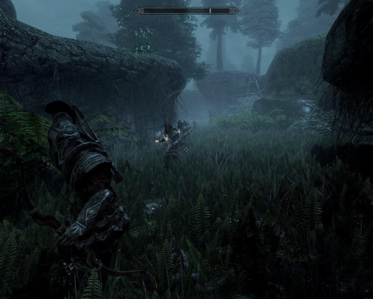 Un nuevo mod de Skyrim SE permite explorar el Bosque de Valen junto a una nueva misión 2