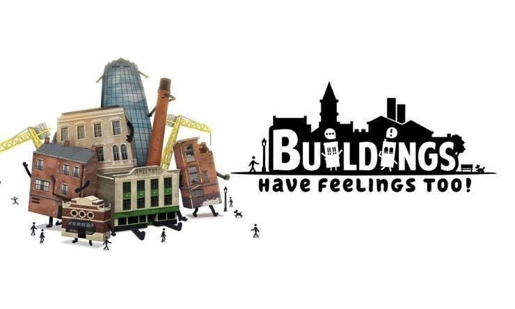 Buildings Have Feelings Too ya está disponible en Xbox