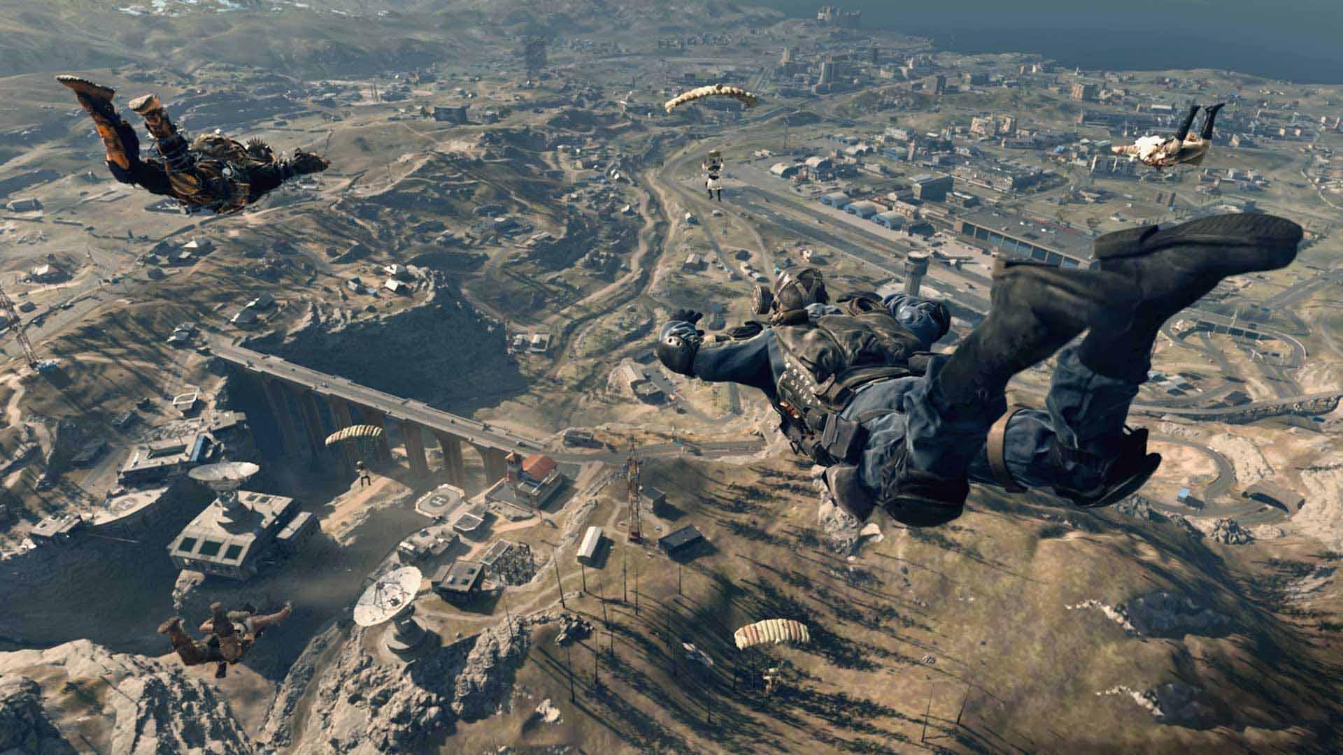 Así es Verdansk, el nuevo mapa de Call of Duty: Warzone ya está disponible 10