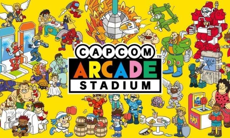 Capcom Arcade Stadium llegará en mayo a Xbox