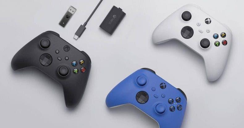 Los controles de Xbox Series ya son compatibles con los dispositivos Apple 1