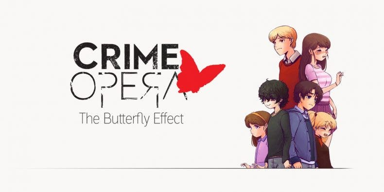 Crime Opera: The Butterfly Effect ya está disponible en Xbox