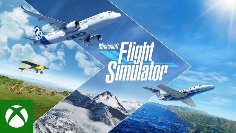 Microsoft Flight Simulator podría aterrizar en Xbox One