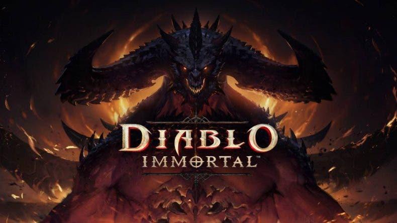 alpha cerrada de Diablo Immortal