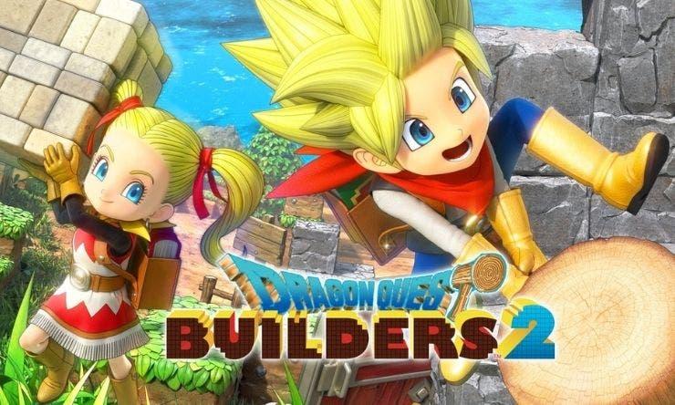 Dragon Quest Builders 2 llegará a Xbox Game Pass