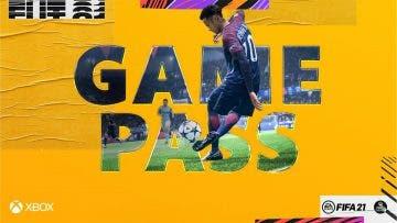 FIFA 21 llegará a Xbox Game Pass con EA Play