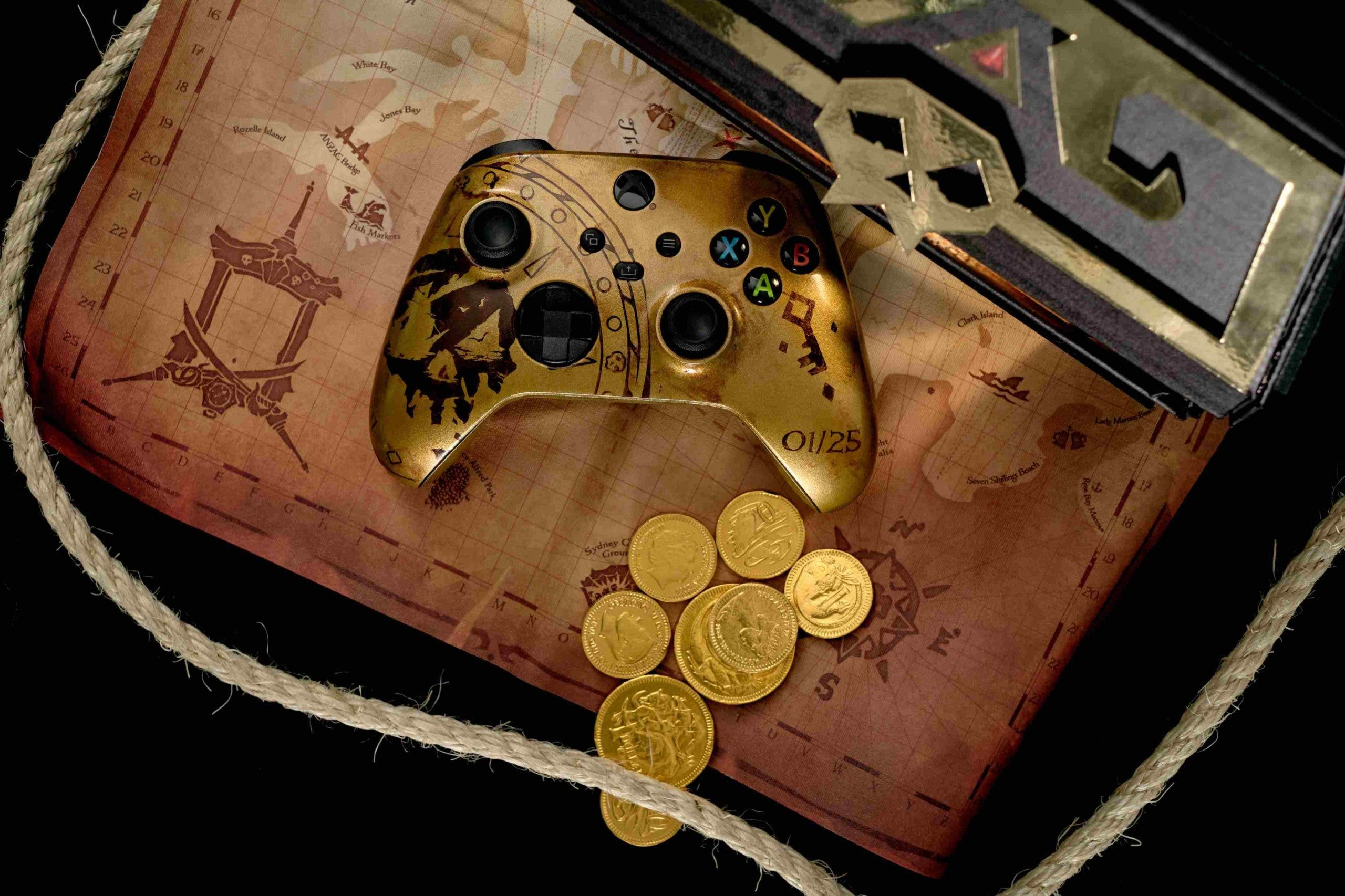 Sea of ​​Thieves Xbox Controller