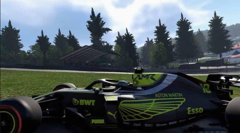 Si tienes ganas de F1 2021 echa un vistazo a este mod de fantasía para F1 2020 1