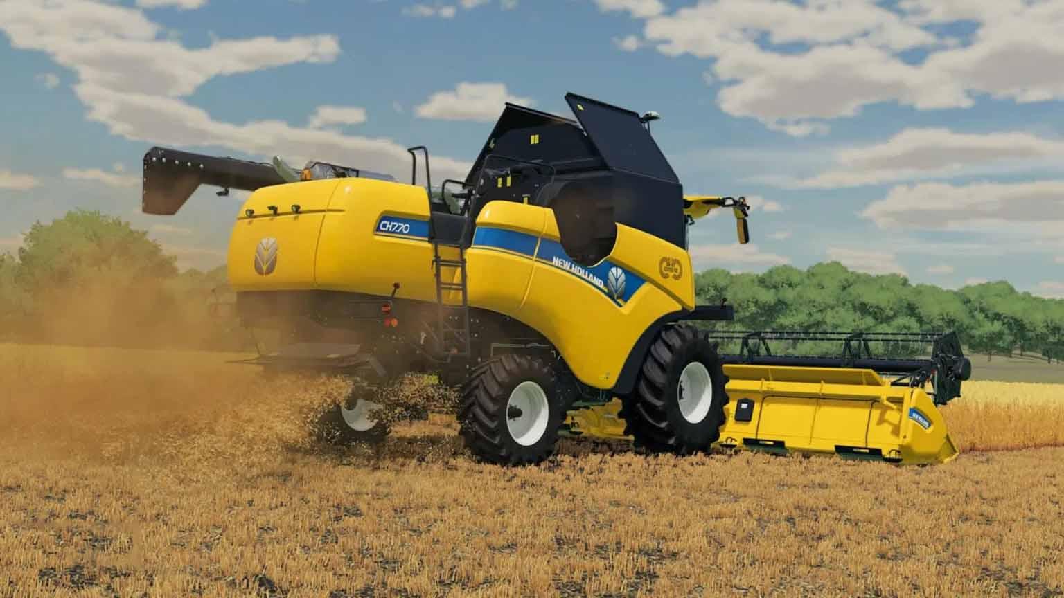 Se presenta Farming Simulator 22 confirmando su llegada a PC y consolas este año 7