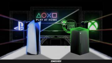 ¿Realmente se pueden comparar Xbox Game Pass y Play at Home de Playstation? 1