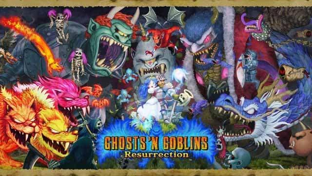 Ghosts 'N Goblins Resurrection también llegará a Xbox One 8
