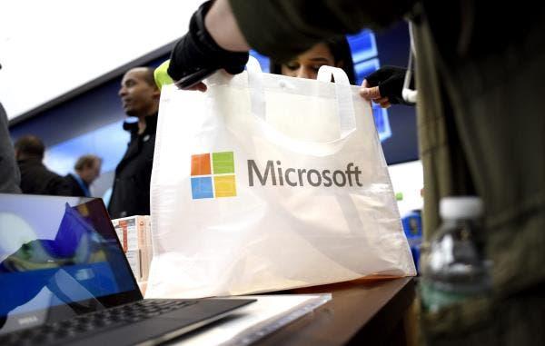 Las acciones de Microsoft rompen récords y roza los 2.000 millones en bolsa