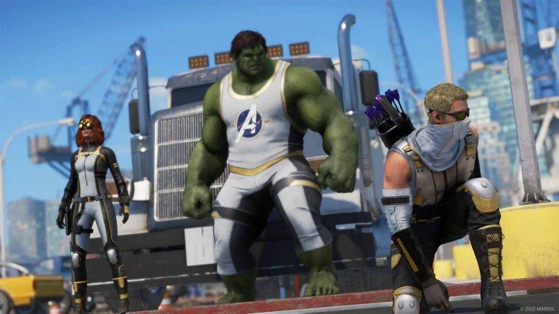 Marvel's Avengers presenta su hoja de ruta de contenidos para el mes de abril 1