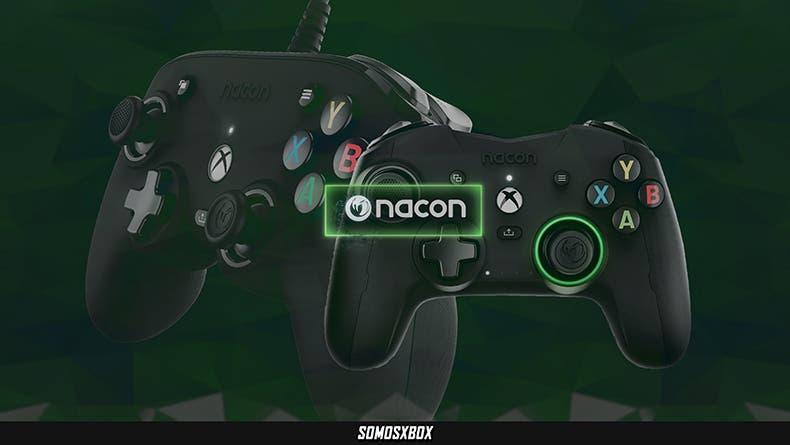 Análisis del Nacon Pro Compact para Xbox 1